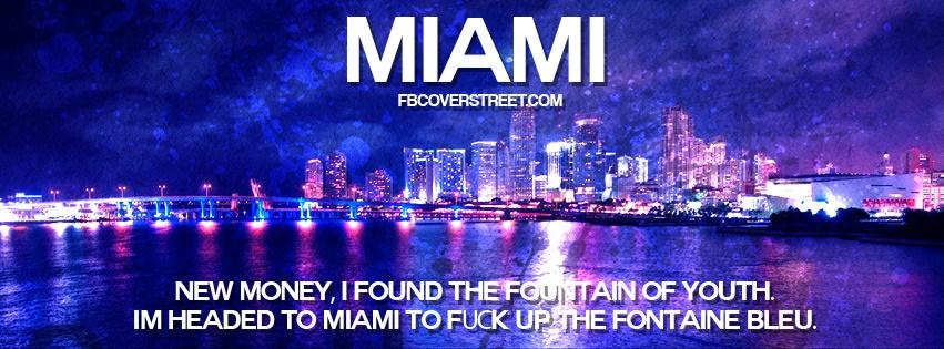 Miami Facebook Cover