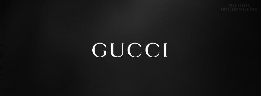 Gucci Logo Facebook Cover