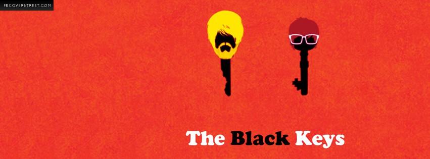 The Black Keys Artwork  Facebook Cover