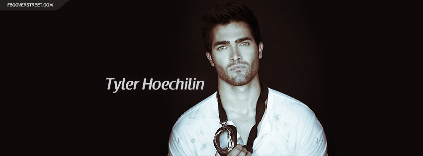 Tyler Hoechilin Facebook Cover
