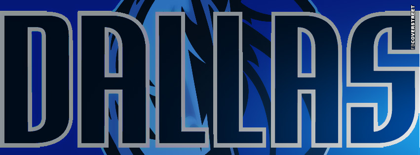 Dallas Mavericks Logo Facebook Cover  Facebook cover