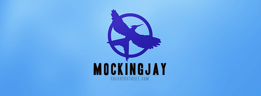 The Hunger Games Mockingjay Facebook Cover