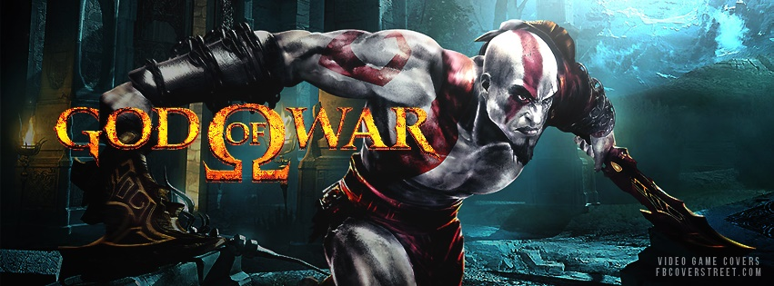God of War Facebook Cover