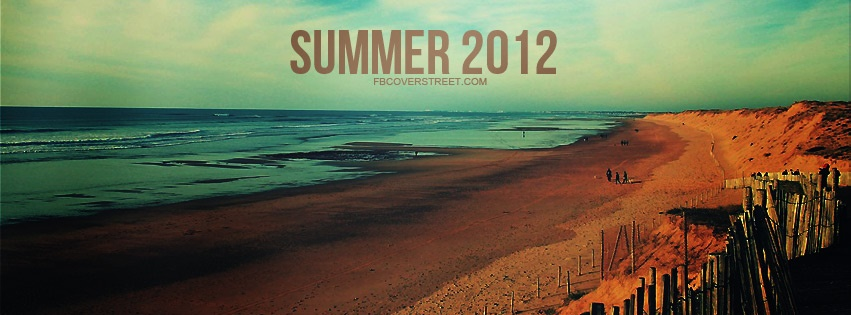 Summer 2012 Beach View Facebook cover