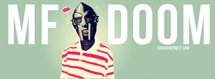MF Doom 6 Facebook Cover
