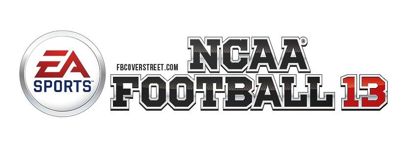 NCAA Football 13 Facebook Cover