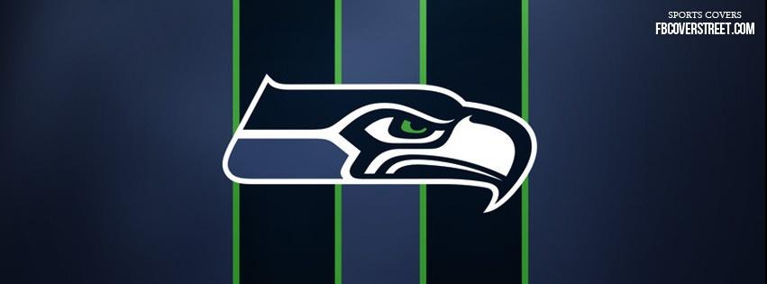 Seattle Seahawks Logo 1 Facebook Cover