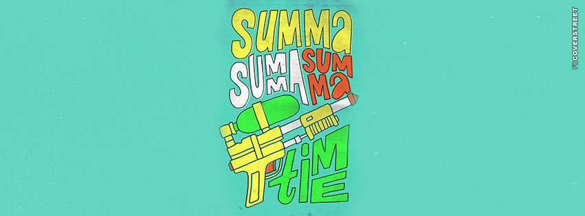 Summatime  Facebook cover