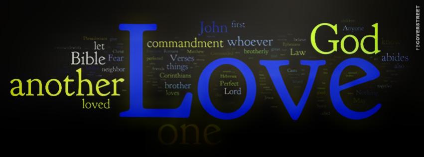 Religious Words  Facebook Cover