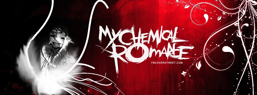 My Chemical Romance 2 Facebook cover