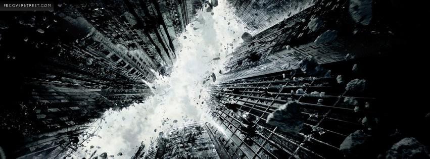 Batman Dark Knight Rises Facebook Cover
