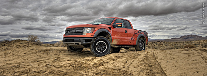 Ford F150 Facebook cover