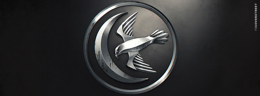 Game of Thrones Arryn Logo  Facebook cover
