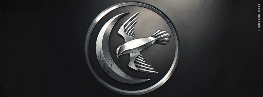 Game of Thrones Arryn Logo  Facebook cover