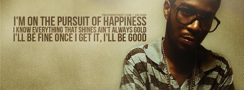 Kid Cudi Ill Be Fine Quote Facebook Cover