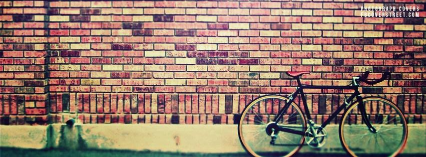 Vintage Bike 2 Facebook cover