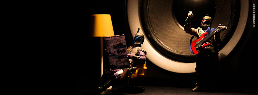Storm Trooper Huge Speaker  Facebook cover