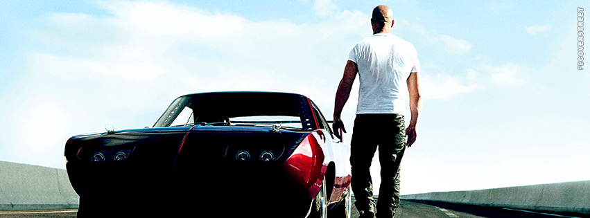 Vin Diesel Fast and Furious Facebook Cover