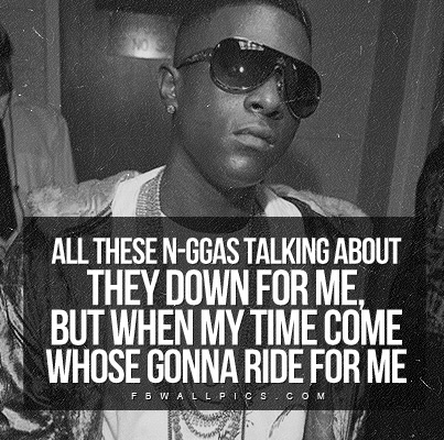 Lil Boosie Ride For Me Quote Facebook picture