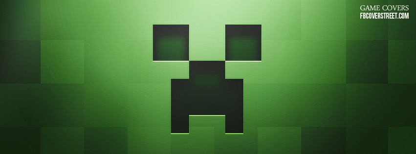 Minecraft 3 Facebook Cover