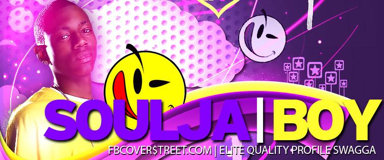 Soulja Boy Facebook Cover