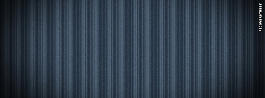 Striped Blue Fabric  Facebook cover