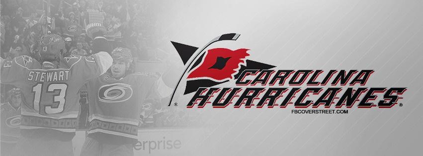 Carolina Hurricanes Team Facebook Cover