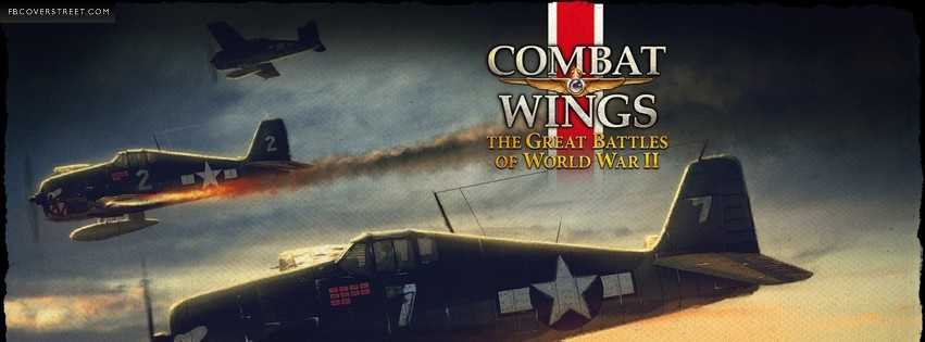 Combat Wings 2 Facebook Cover