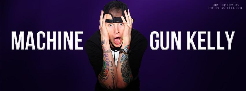 Machine Gun Kelly Facebook cover
