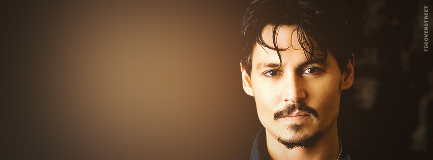Johnny Depp Cover  Facebook Cover