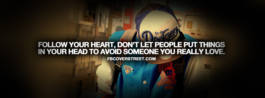 Tumblr Quotes Facebook Covers - FBCoverStreet.com