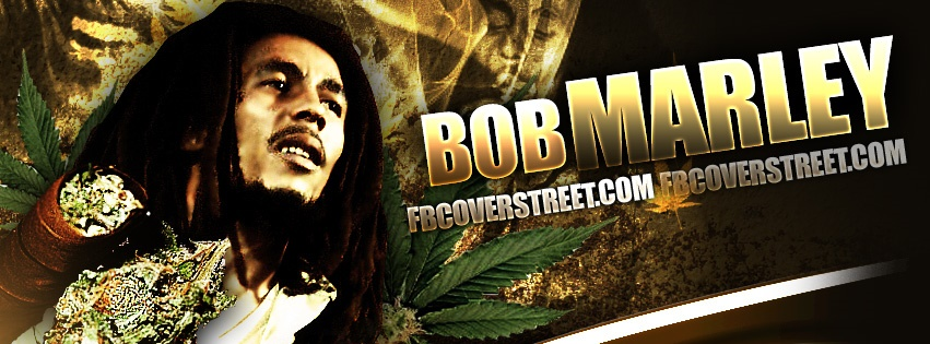 Bob Marley 2 Facebook Cover