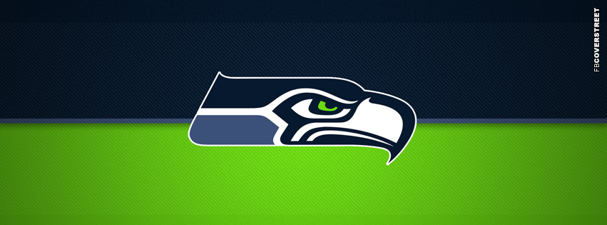 Seattle Seahawks Logo Facebook cover