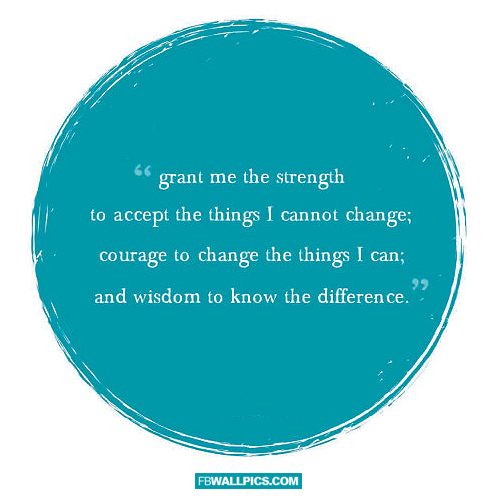 Grant Me The Strength Quote  Facebook picture