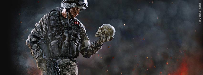 Miltary Death Facebook Cover