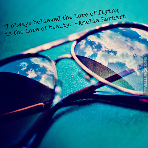 The Lure of Beauty Quote Facebook picture