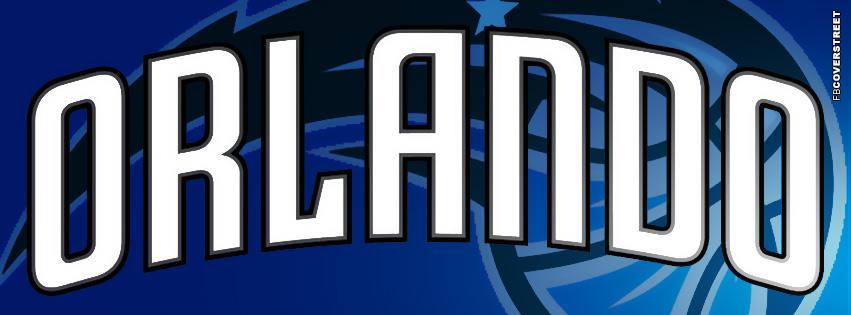 Orlando Magic Logo Facebook Cover  Facebook Cover