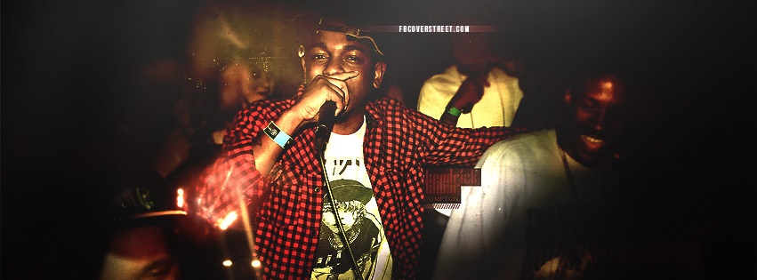 Kendrick Lamar Facebook cover