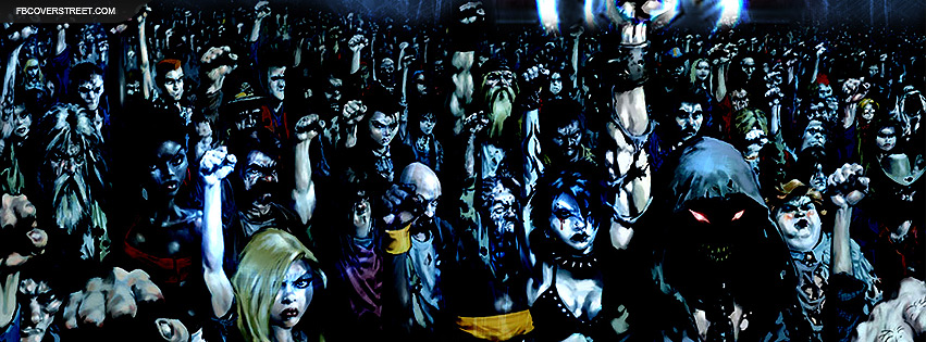 Disturbed Ten Thousand Fists Facebook Cover