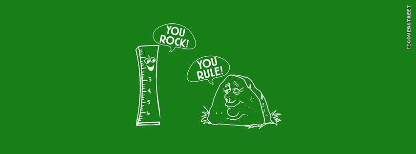 You Rock You Rule  Facebook cover