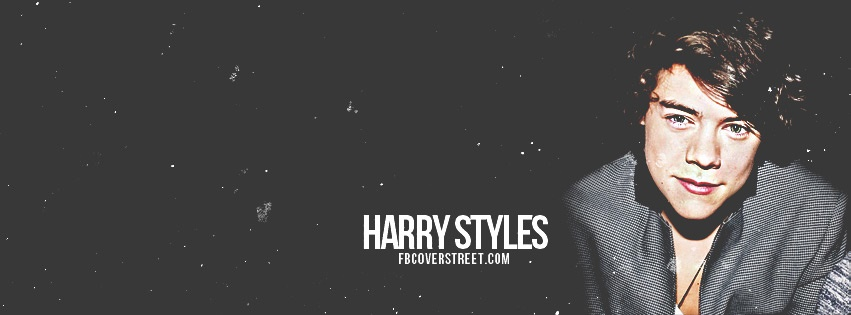 Harry Styles 1 Facebook Cover
