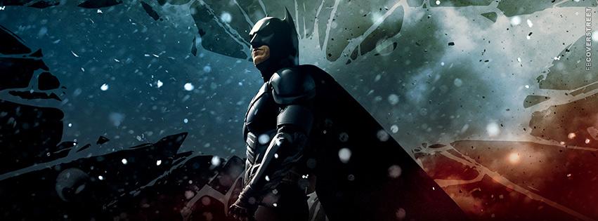 Batman Dark Knight Rises Cover Photo  Facebook cover