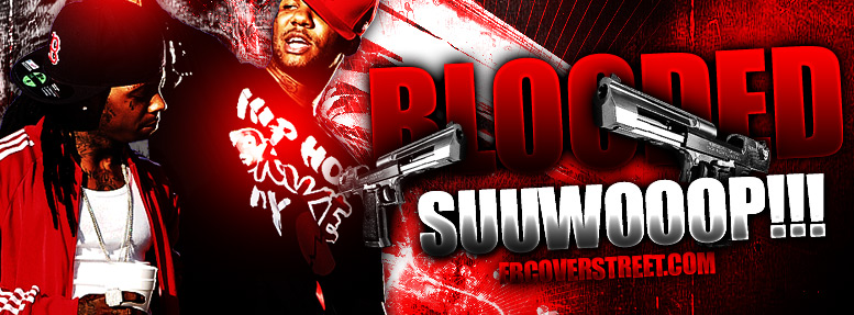 Blooded Suwoop Facebook Cover