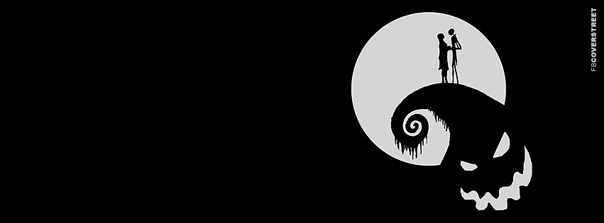 Jack Skellington Romance  Facebook cover
