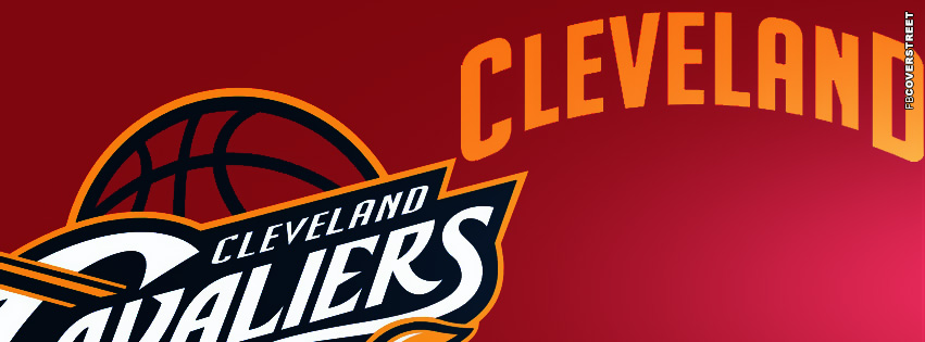 Cleveland Cavaliers Logo Facebook cover