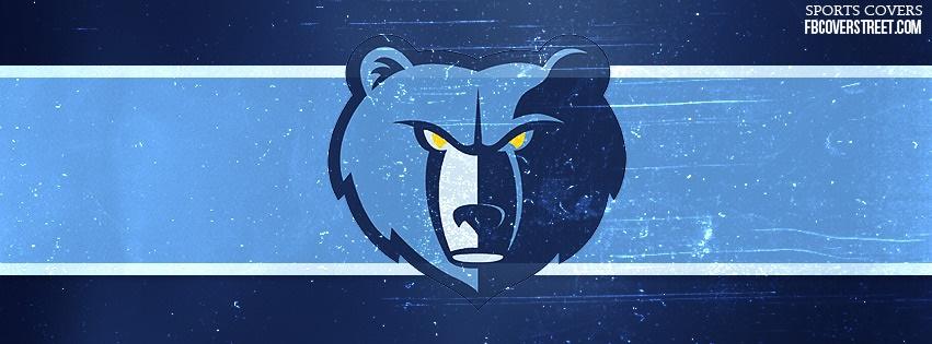Memphis Grizzlies Logo Facebook Cover