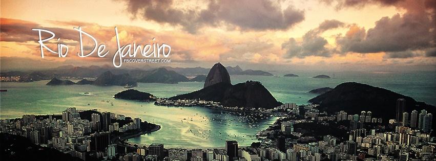 Rio De Janeiro 2 Facebook Cover