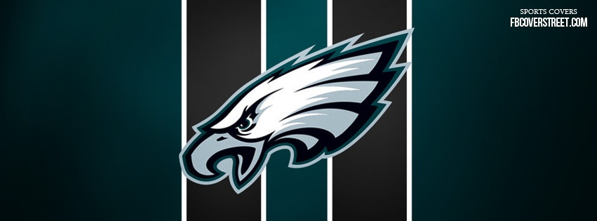 Philadelphia Eagles Logo 2 Facebook Cover