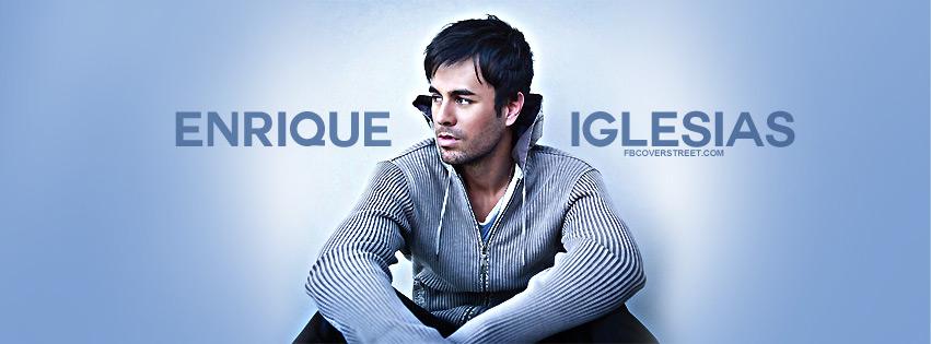Enrique Iglesias Facebook Cover