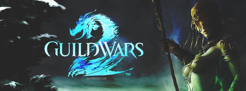 Guild Wars II Facebook Cover